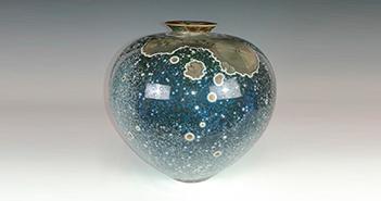 Pieza de cerámica de Josep Maria Mariscal