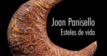 Cartel de exposición de Joan Panisello