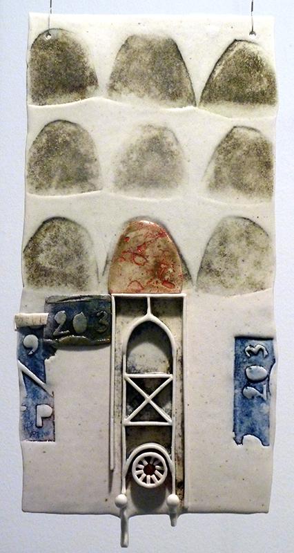 Pieza de cerámica de Koro Martinez