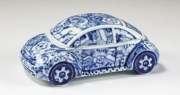 Pieza de cerámica de Lee Seyong