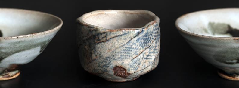 Piezas de cerámica de Encarna Soler y Patricia Varea