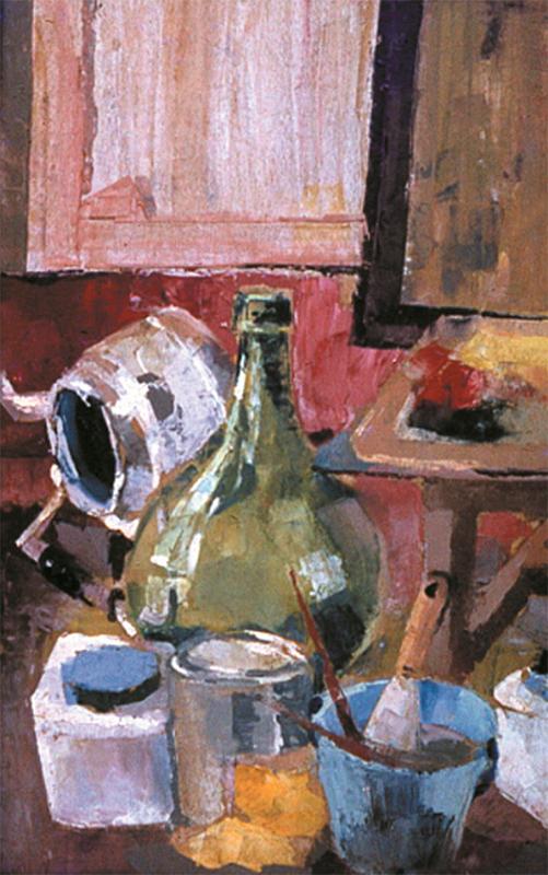Pintura de Clemente Ochoa