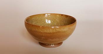 Pieza de cerámica de Samuel Bayarri