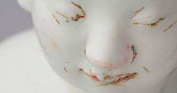 Pieza de cerámica de Gundi Dietz