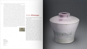 Páginas interiores del libro Passionnément céramique