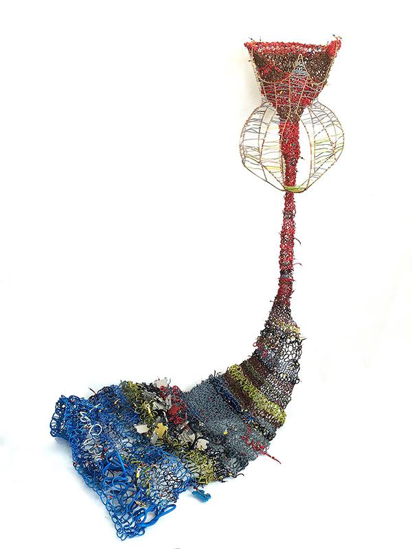 Escultura de Susana Guerrero