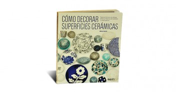 Portada del libro Cómo decorar superficies cerámicas