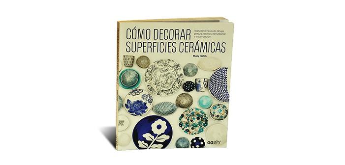 """Sorteo del libro """"Cómo decorar superficies cerámicas"""""""
