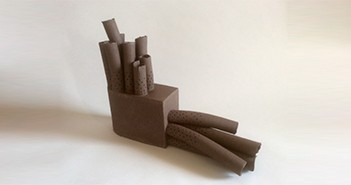 Pieza de cerámica de Roberto Rodríguez