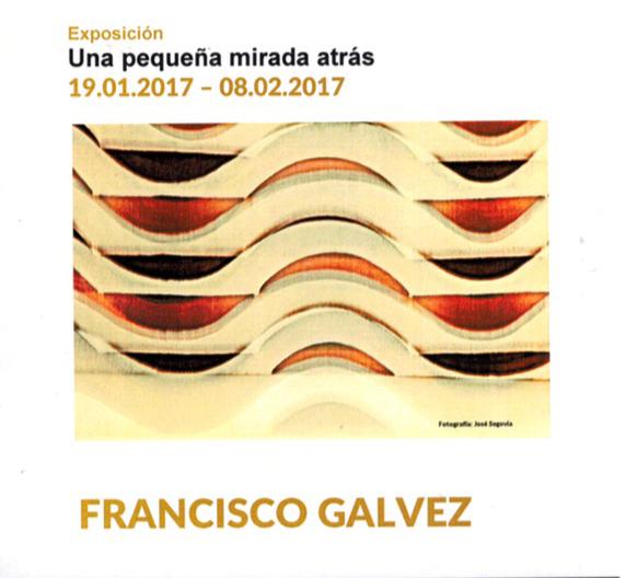 cerámica de Francisco Galvez