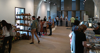 Feria de cerámica Terrania