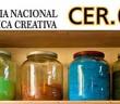 Cartel de la feria de cerámica de Oviedo