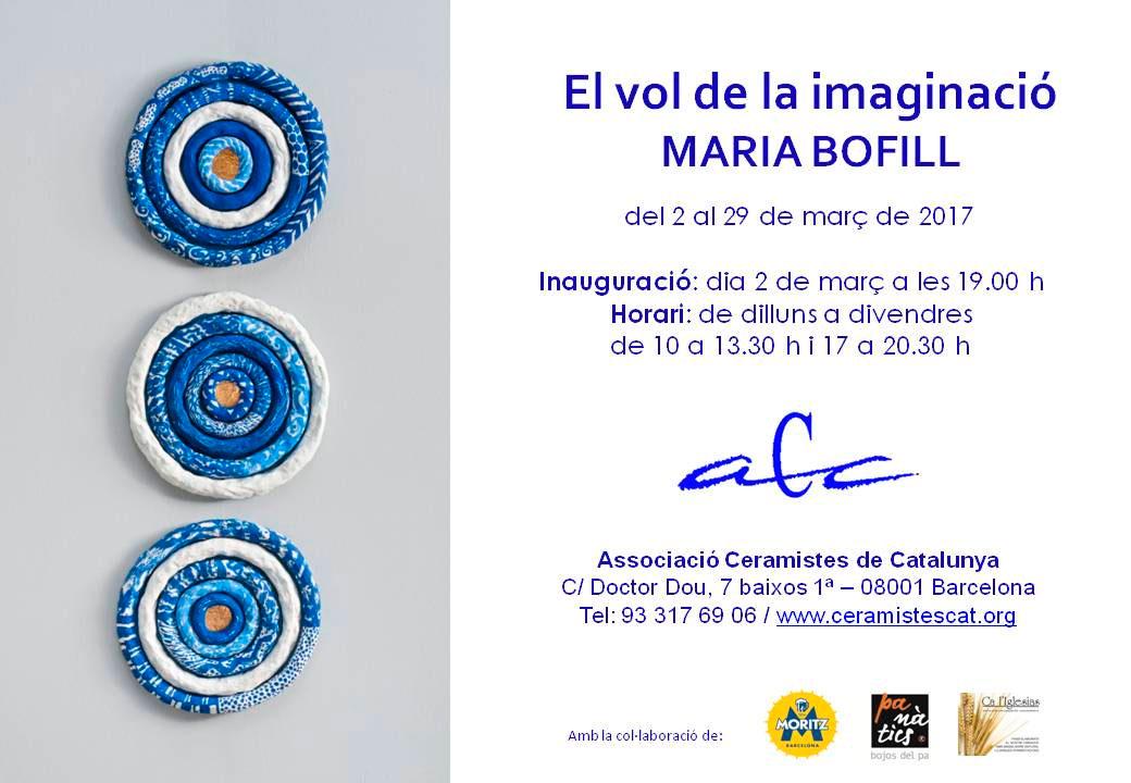 cerámica de Maria Bofill