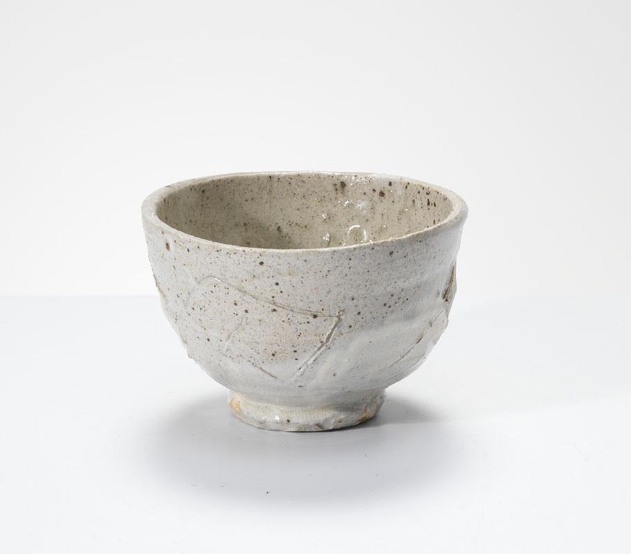 Pieza de cerámica de Ryoji Koie