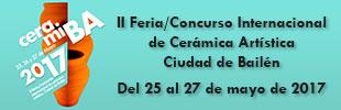 II Feria/Concurso Internacional de Cerámica Artística - Ciudad de Bailén