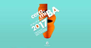 Cartel de la Feria de Cerámica de Bailen