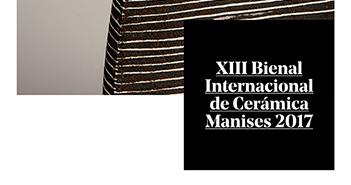 Cartel de la Bienal de Cerámica de Manises