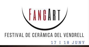 FangArt. Festival de Ceràmica del Vendrell