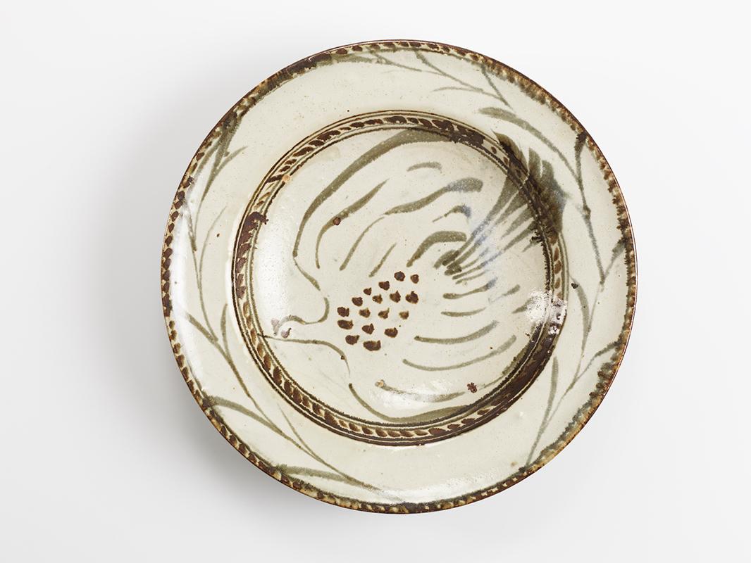 Pieza de cerámica de Rupert Spira