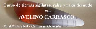 Curso sigilatas - Avelino Carrasco - Granada