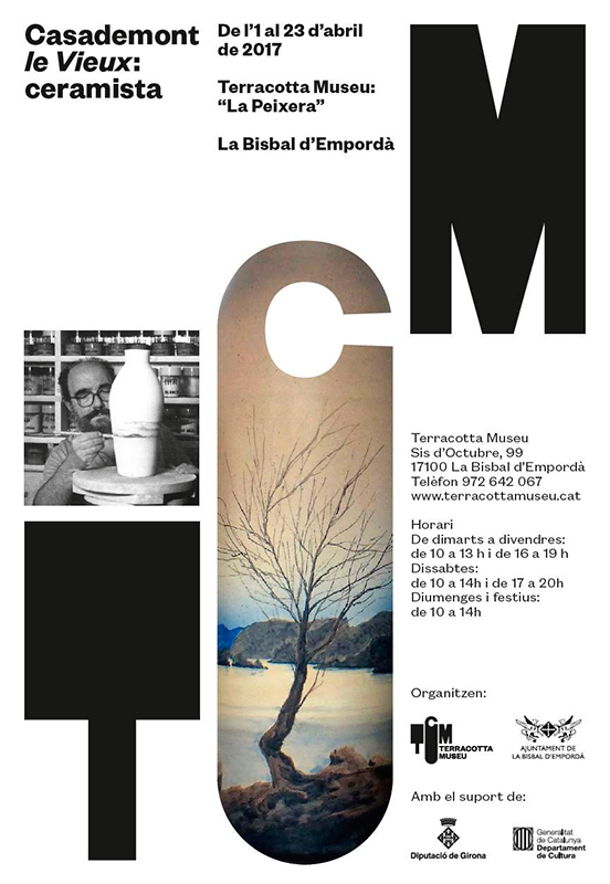 Cerámicas de Francesc Casademont