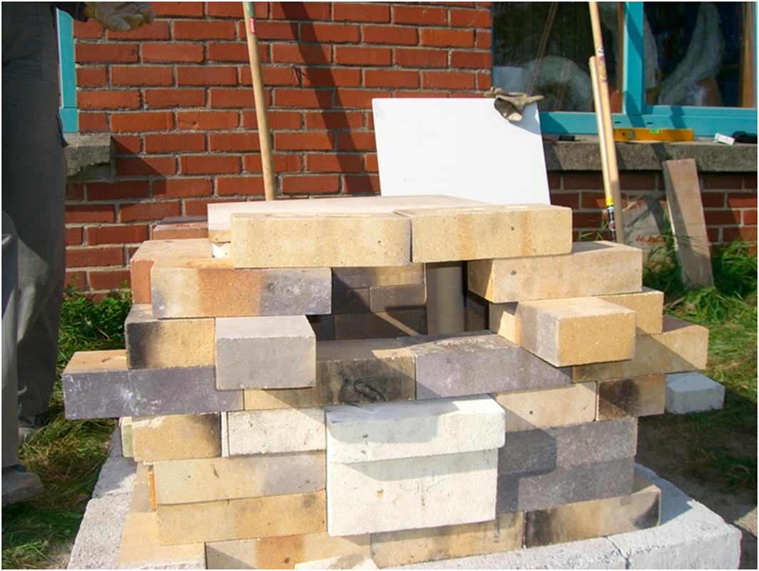 C mo construir f cilmente un horno de le a para cocer - Materiales para hacer un horno de lena ...