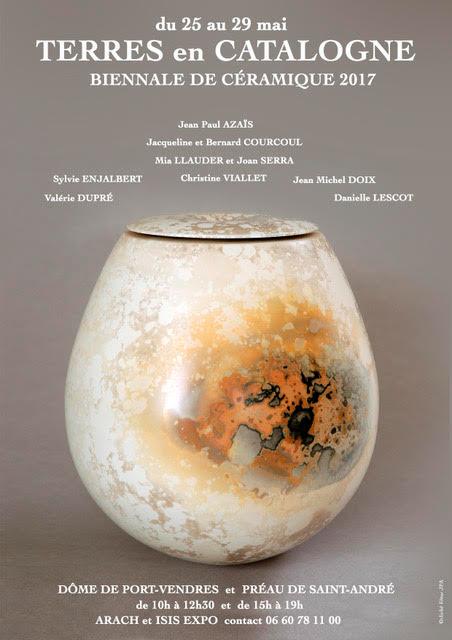Cartel de la Biennale de Cerqmique