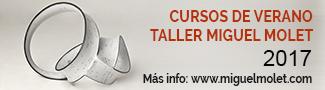 Cursos de cerámica Miguel Molet