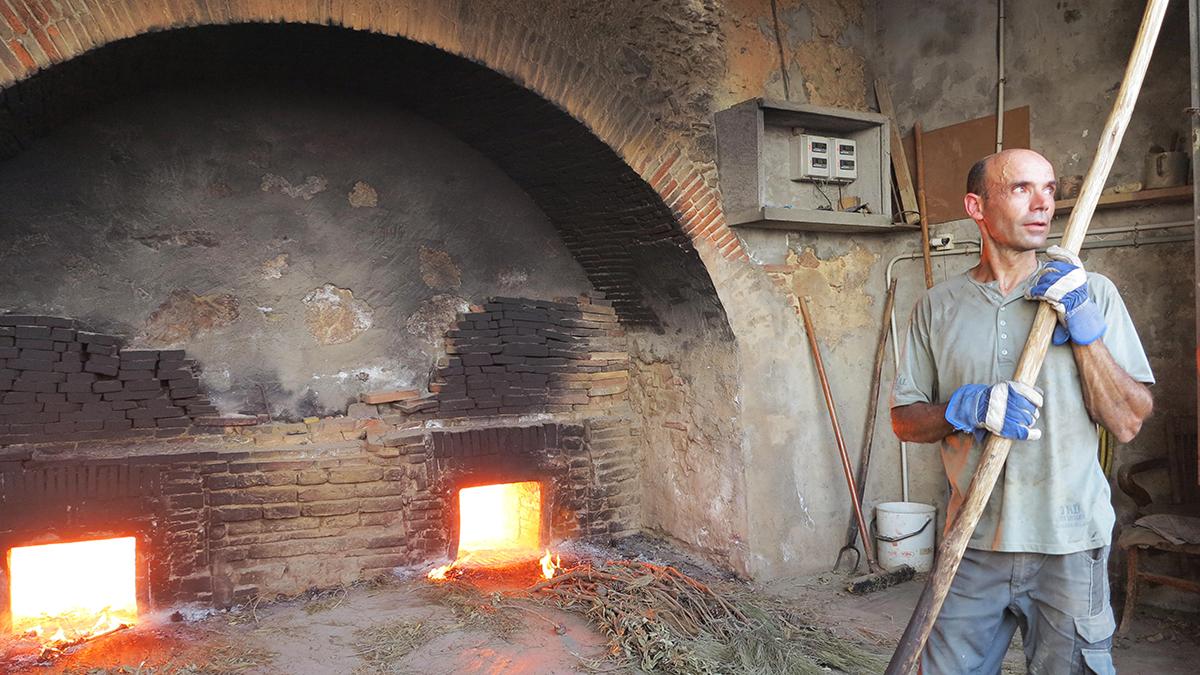 Cocción de Joan Ferrer