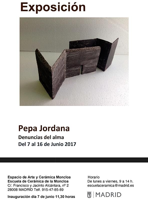 Cerámica de Pepa Jordana