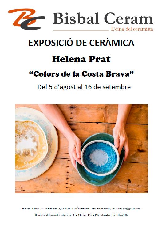 Exposición de Helena Prat