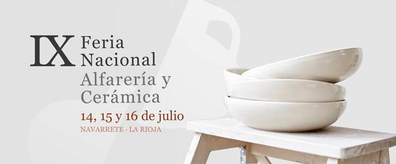 Cartel de la Feria N.a.ce. Navarrete