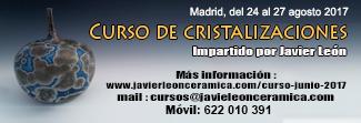 Curso de cristalizaciones - Javier León