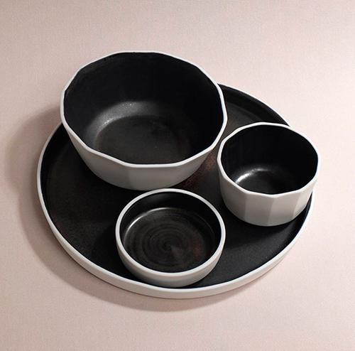 cerámica del taller Bugambilia