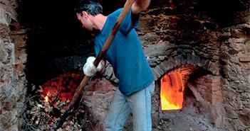 Cocción de cerámica