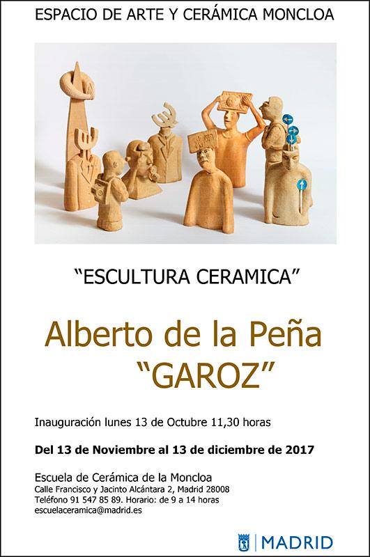Cerámica de Alberto de la Peña