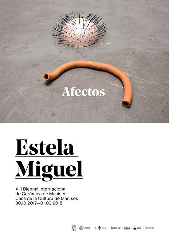 Cerámica de Estela Miguel