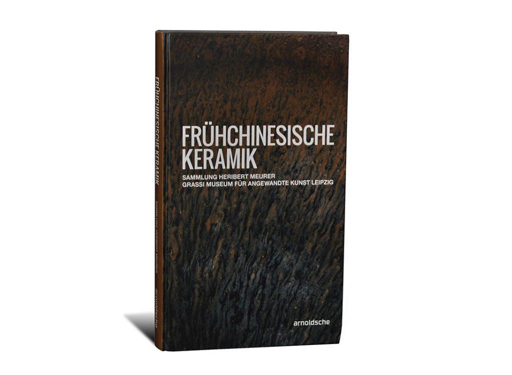 Portada del libro Fruhchinesische Keramik