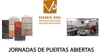 Jornada de puertas abiertas en Vicente Díez, S.L.