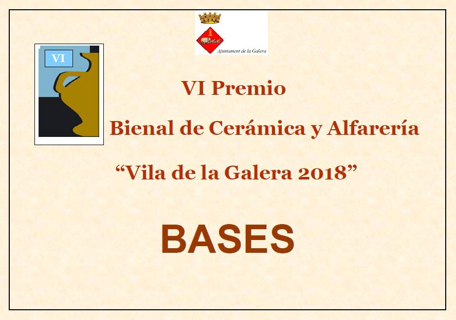 Bienal de cerámica de La Galera
