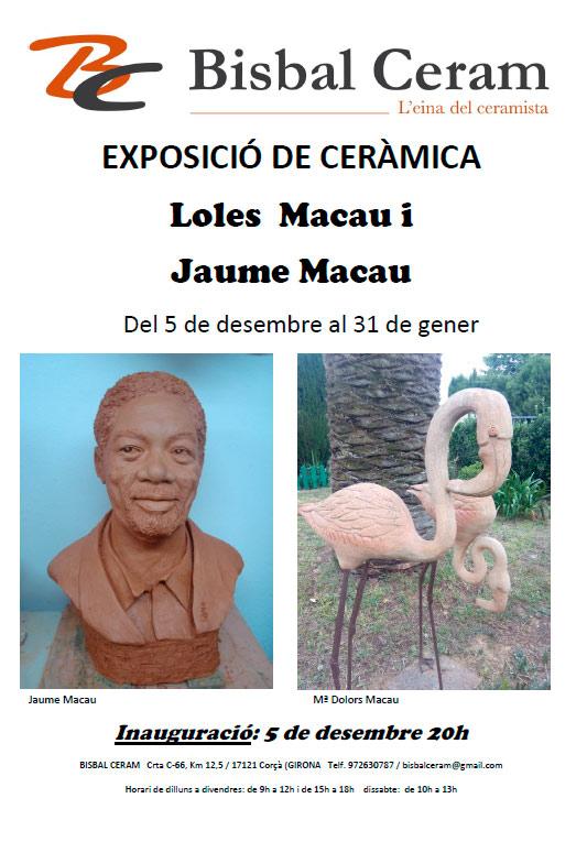 Cerámica de Jaume Macau