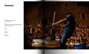 Páginas interiores del libro dedicado a la cerámica de Shozo Michikawa