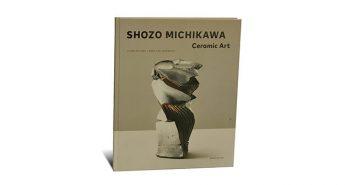 Portada del libro dedicado a la cerámica de Shozo Michikawa
