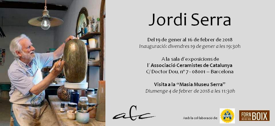 Cerámica de Jordi Serra