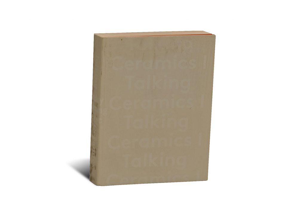 Portada del libro Talking Ceramics I