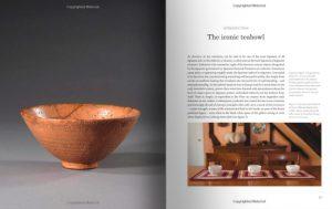 Páginas interiores del libro The Teabowl