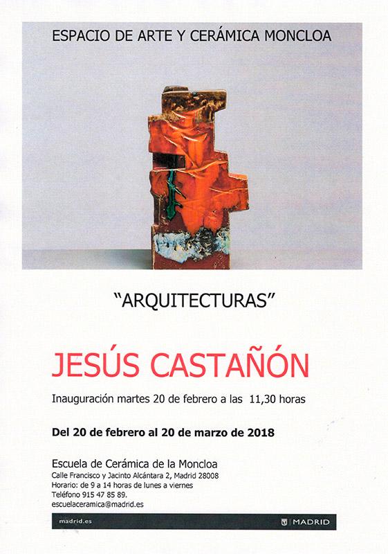Cerámica de Jesús Castañón