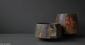 cerámica de Tony Laverick