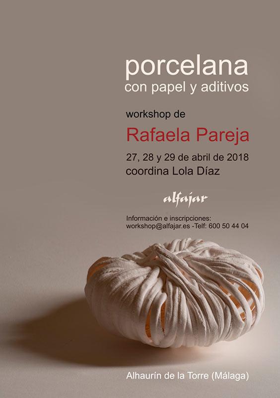Cerámica de Rafaela Pareja