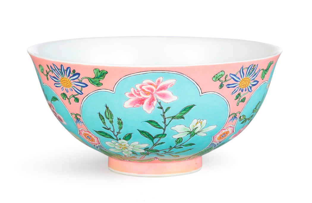 Porcelana China